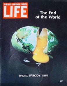 The Harvard Lampoon's 1968 Life parody.