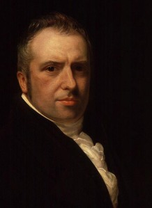 Portrait of William Hone