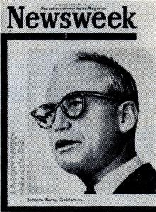 1963 fake Newsweek cover.
