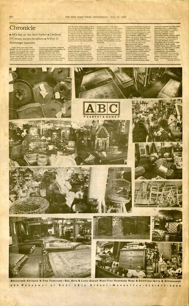 Spy's 1992 Times parody page 4