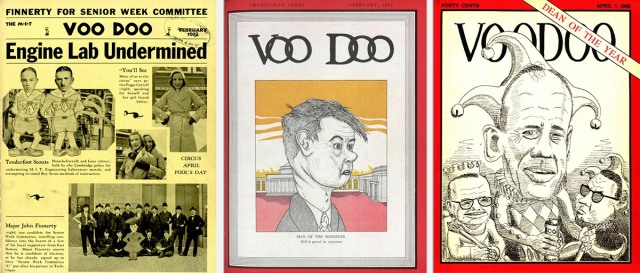 Cover-only parodies from 1930, 1947 and 1968