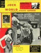 Jock World cover