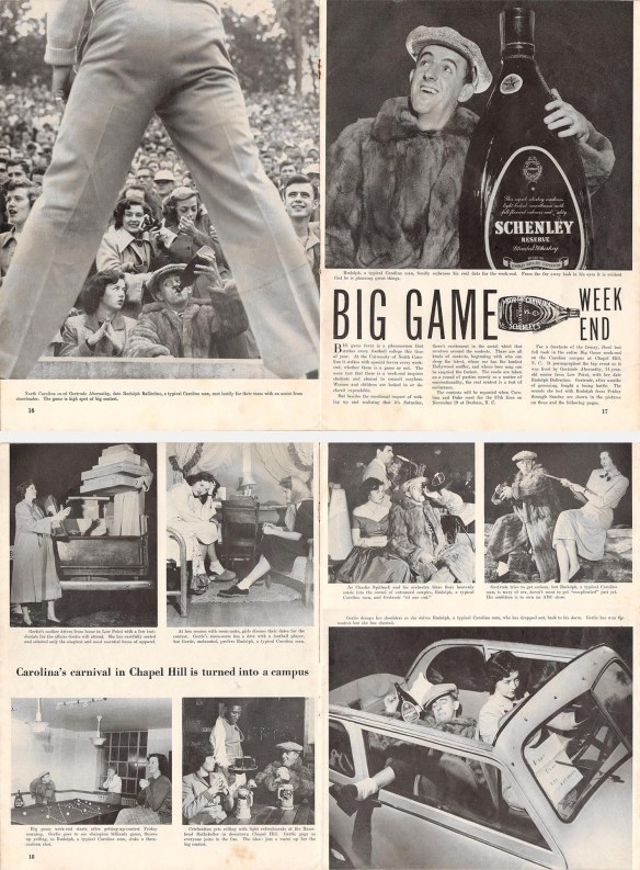 The Big Game story in Dook