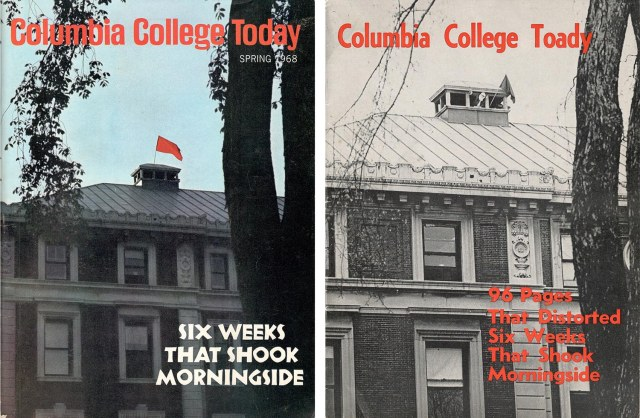 Covers of real CCT and Today