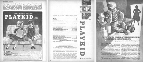 Pages from Mad's Playkid
