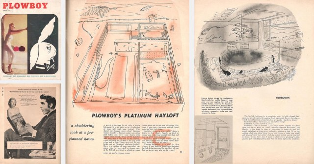 Cover and pages of Plowboy