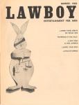 Lawboy cover