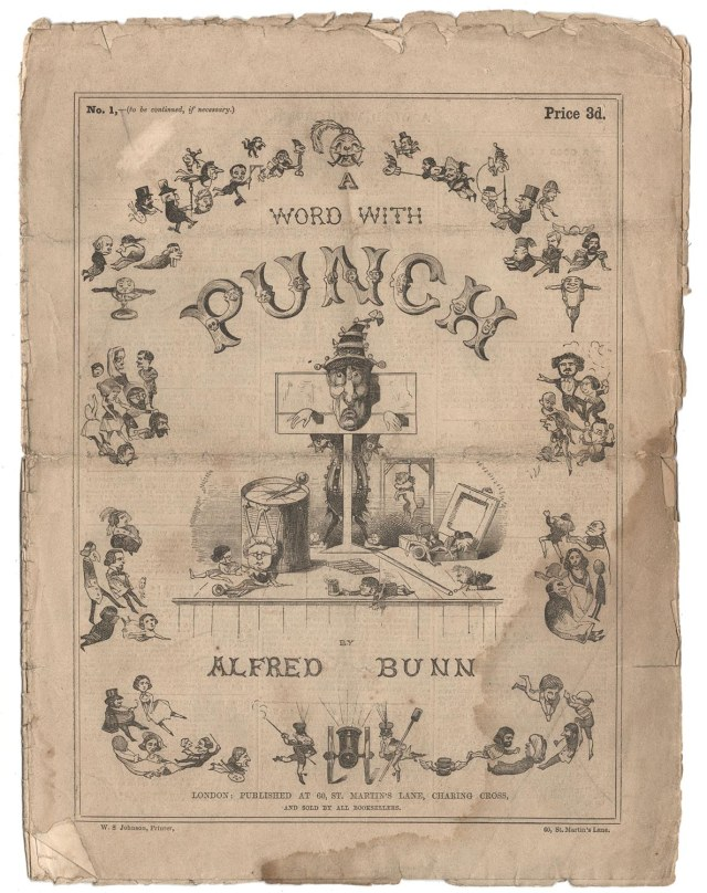 Word with Punch cover