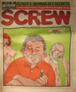 Cover of Screw (1988)