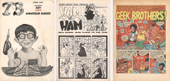 Pages from 73 and Bijou