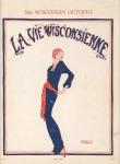 """Octy's 1920 """"Vie Parisienne"""" cover."""
