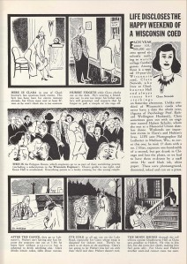 1939's one-page Life spoof