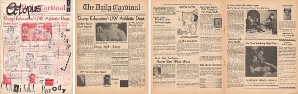 1951 DailyCardinal parody