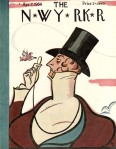 Punch's 1954 New Yorker parody