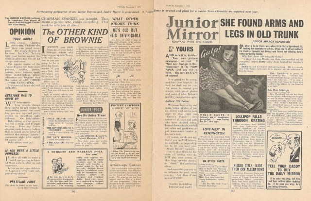 Junior editions from 1954